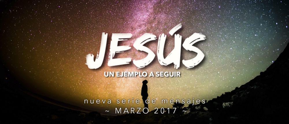 Jesús, un ejemplo a seguir