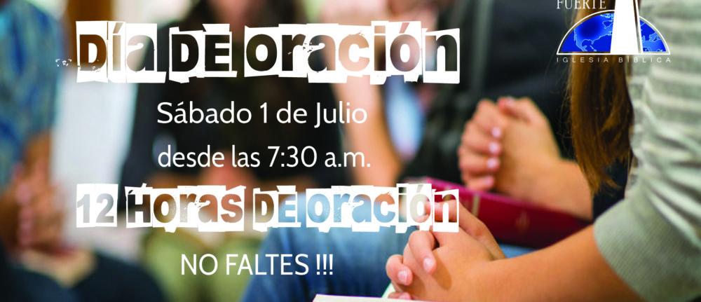 Día de Oración en Torre