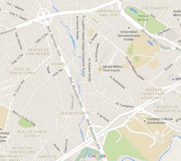 Torre Fuerte en Google Maps https://goo.gl/maps/wGgGr1jAPkF2