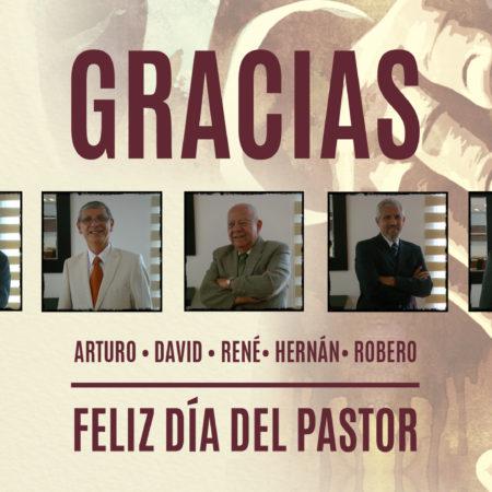Día del Pastor – Domingo 20 de Agosto