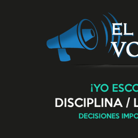 Disciplina y Lamento – Vocero Domingo 10 de Septiembre