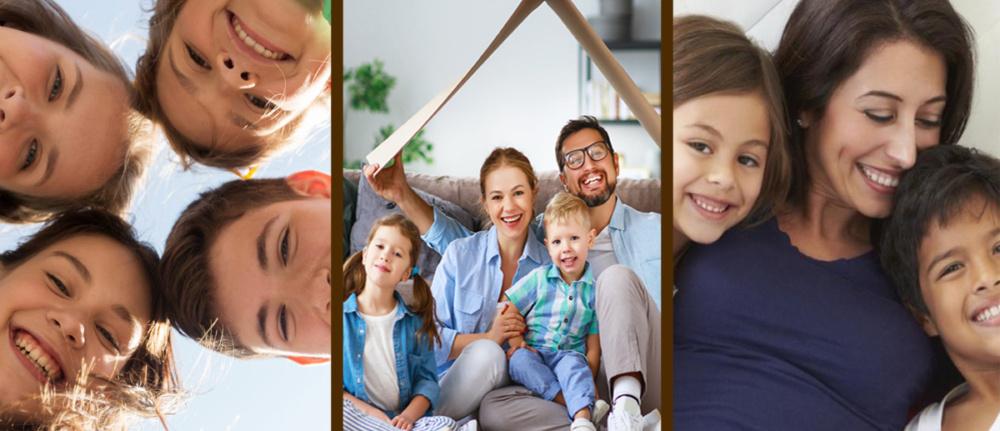 ¿Quieres tener una familia unida y feliz?